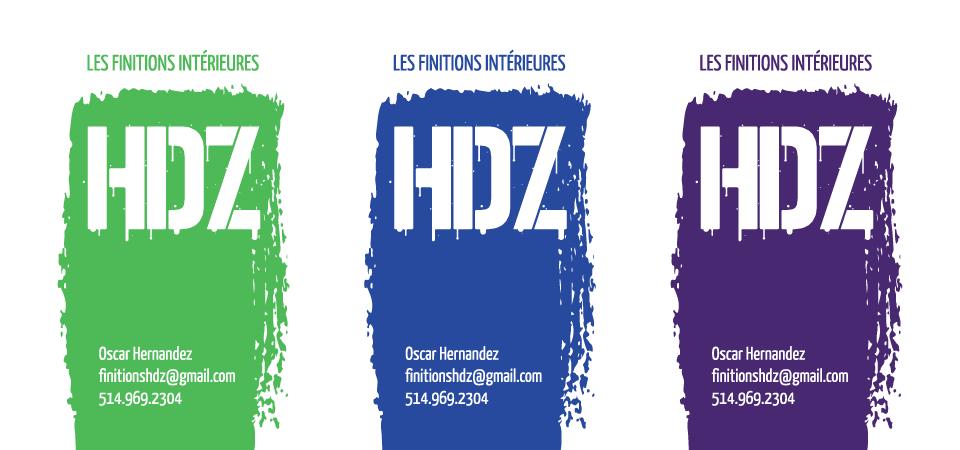 Les finitions interieures HDZ