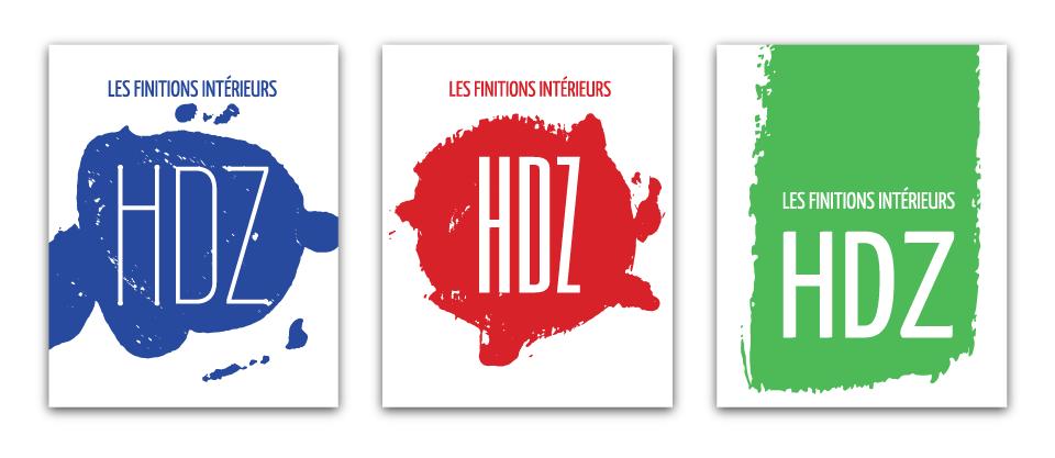 Les finitions interieures HDZ - Concepts
