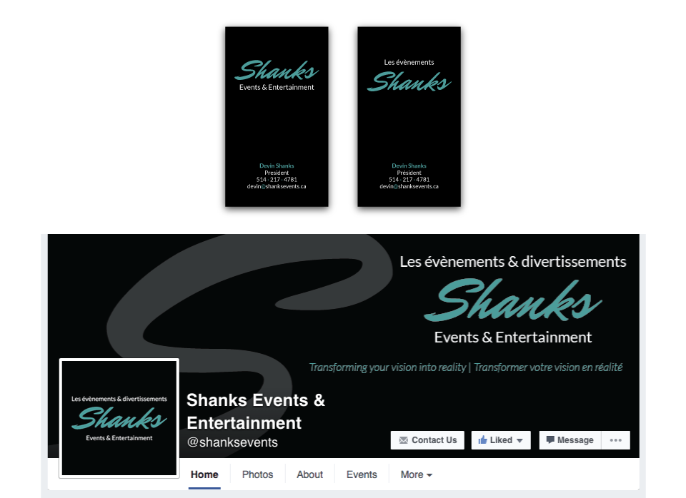 Shanks Events & Entertainment